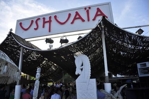 Ushuaia Beach Club closing party: 03/10/2010