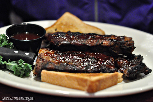 Rack of Ribsat Maynards ~ Rogers, MN