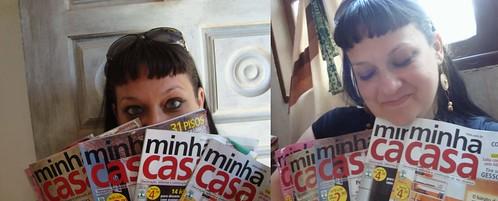 Viajo com esta revista!!