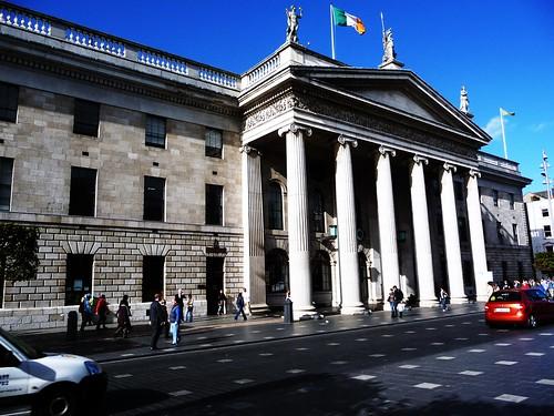 G.P.O.Dublin