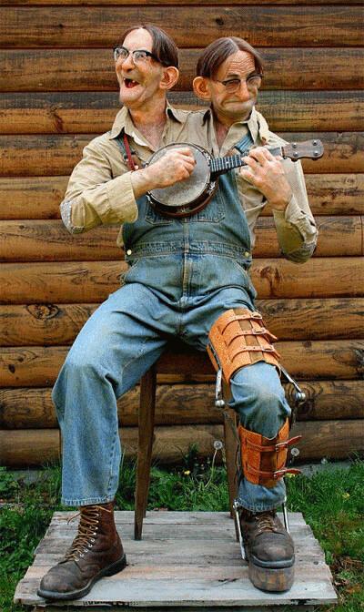 banjoes
