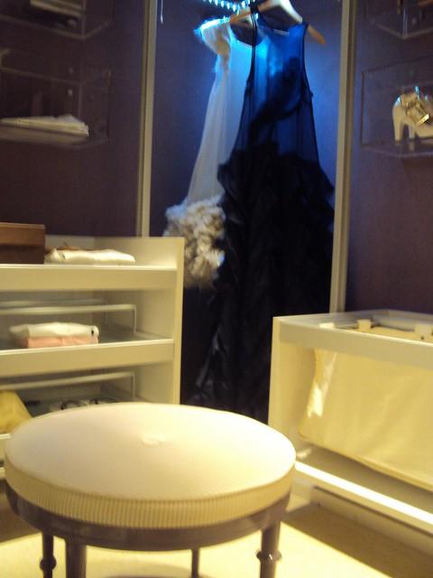 vestidos no closet