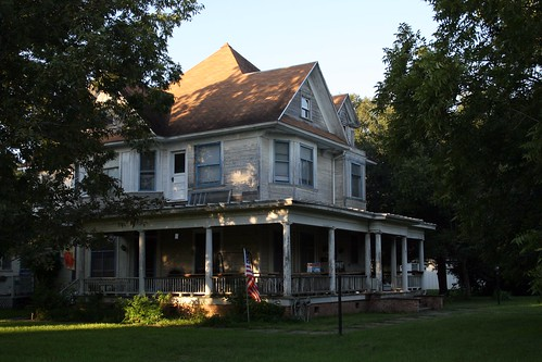 the j.w. johnston house