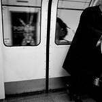 Underground. London, UK. 2009