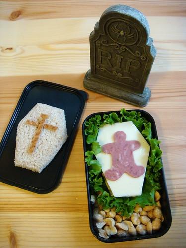 Spooky sandwich...RIP