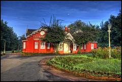 Regency Villas (Prabhu B Doss) Tags: india nikon cottage sigma wideangle palace 1020 villas hdr tamilnadu ooty regency fernhill photomatix d80 prabhub prabhubdoss zerommphotography 0mmphotography