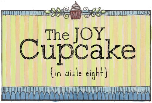 Joy Cupcake TITLE