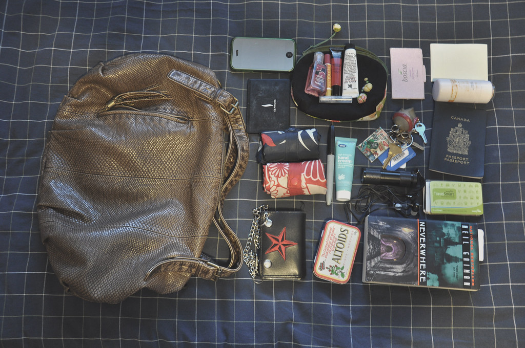 what's in your bag?