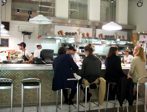 Eataly NYC - A Bar, Oct. 5, 2010