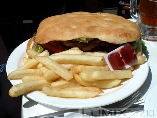 Convent Bakery - Sandwich