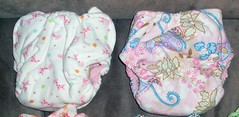 SOLDbunnyfeetboutique (iCandiKnits) Tags: baby forsale os cloth diapers fitted clothdiapers lct bunnyfeetbboutique