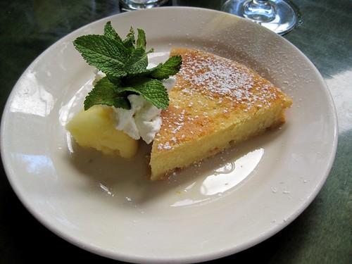 2010 FIW Chapel Hill - Almond Safron Cake
