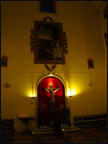Iglesia de SM de la Villa Interior