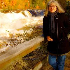 How not to fall in love...!!! :))) (Denis Collette...!!!) Tags: autumn fall love river rapid batiscan dianekeaton mékinac notredamedebatiscan lachuteà5piastre