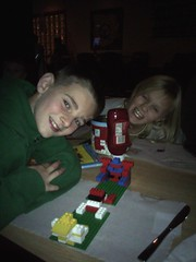 Lego at the Elks!