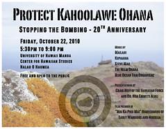 Protect Kaho`olawe `Ohana
