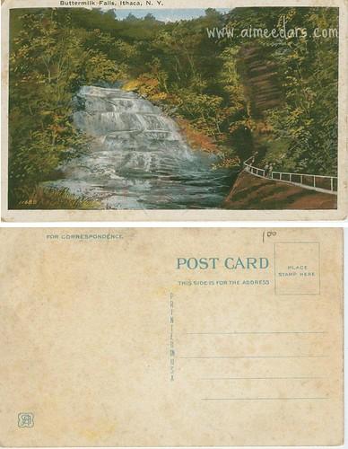 Buttermilk Falls (Prelinen)