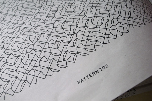 these are patterns