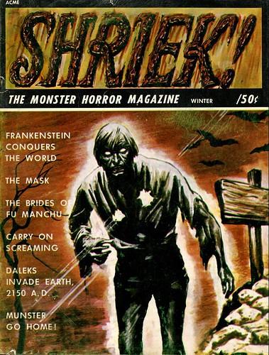 Shriek! Magazine