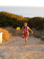 back up the hill (lunita lu) Tags: beach playa malibu elmatador statebeach 101010