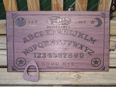 Ouija Fuld 1917 Replica purple heartwood (dragonoak) Tags: ouija ouijaboard