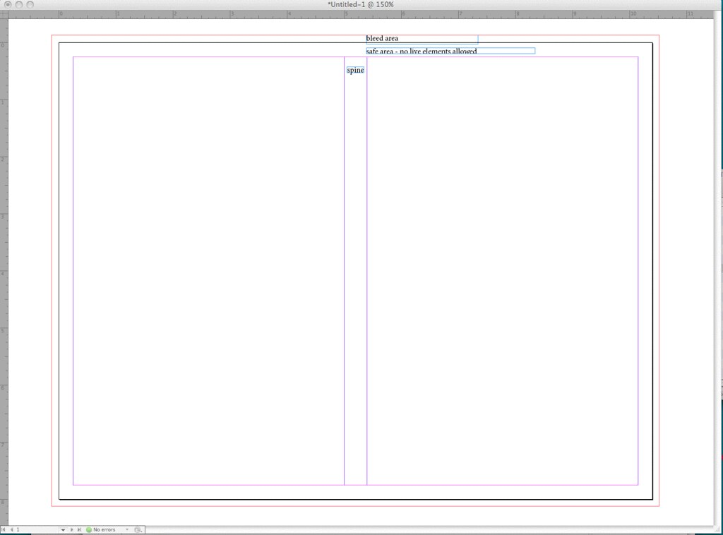 CreateSpace Community: 8.25 x 8.25 Indesign setup?