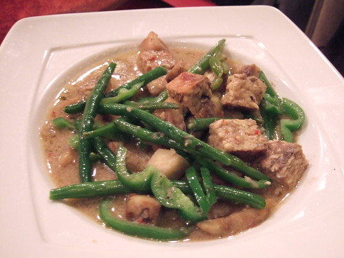 Cafe Green Tempeh Curry