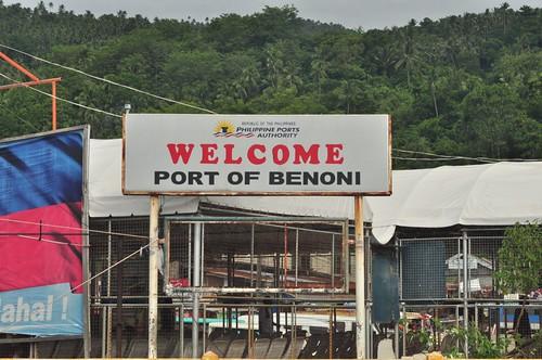 Port of Benoni