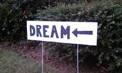 Oct. 15 - dream workshop