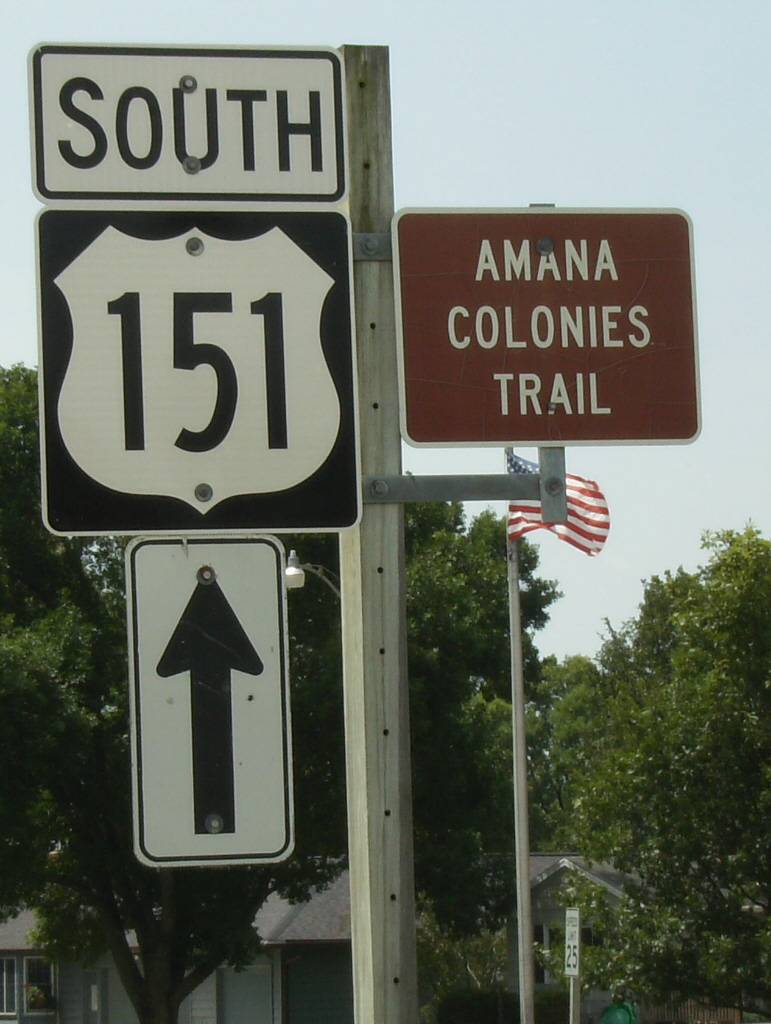Amana Colonies Trail