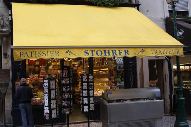 Patissier Stohrer
