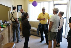 Madison County Office Open House