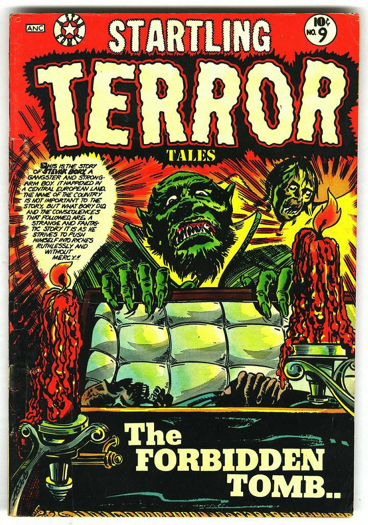 Startling Terror Tales V2#9 (Star Publications, 1954)
