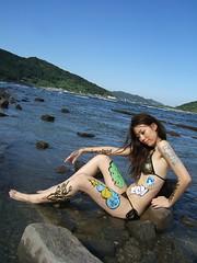Miyazaki girl (onevery) Tags: girl japan roc very miyazaki ten nr tao bcd eater boni cmk m2d intye