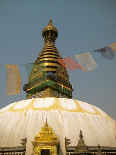 Kathmandu temple #2