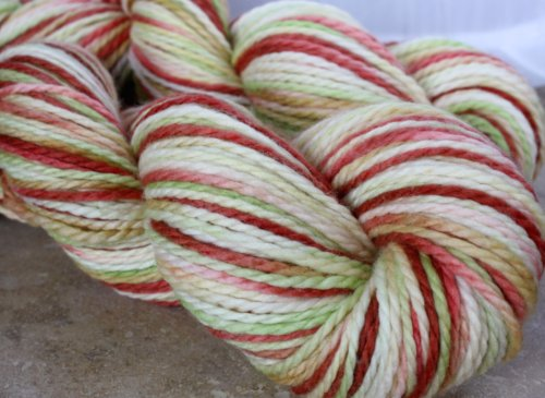 ~Spiced Apples~ Felicity Merino SW Aran