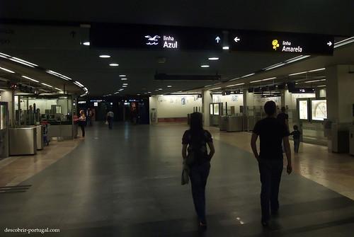 Estação de metro