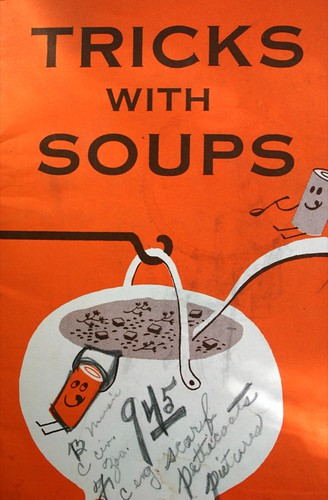 Tricks with soups