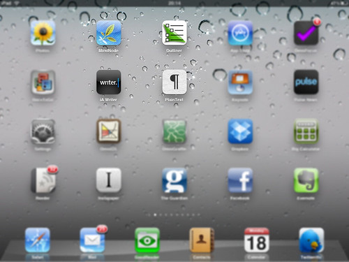 iPad Screenshot - App Review