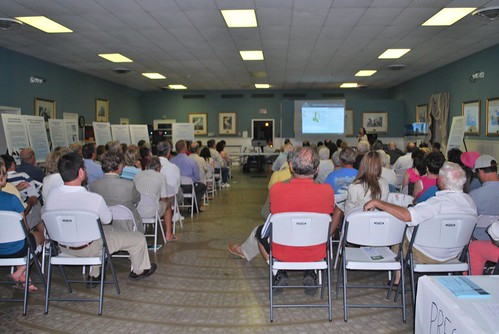 Ocean City Residents Attend Offshore Wind Town Hall Meeting