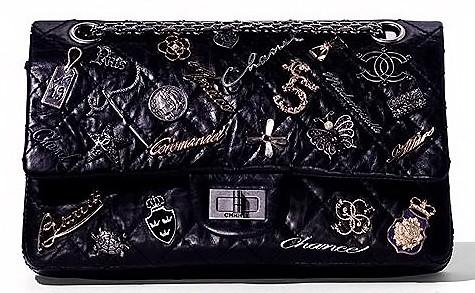 chanel lucky charm bag
