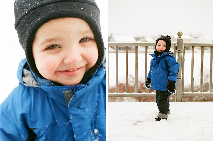 {Lucas - Snow}