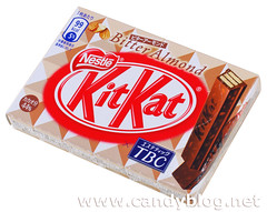 KitKat Bitter Almond (Japan)