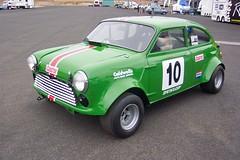 Morris Mini Cooper S Monaco sports sedan