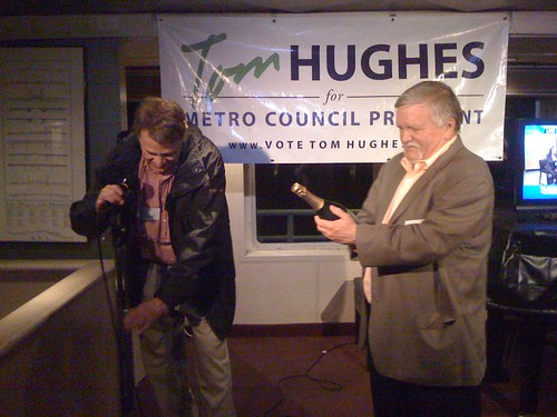 Tom Hughes Champagne