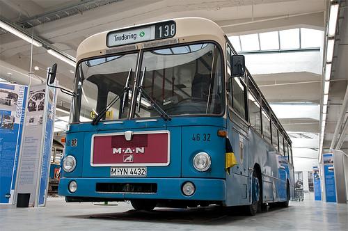 Der MAN SL 200 ist ein VÖV-Standardlinienbus. Knapp 800.000 Kilometer hat er im Linieneinsatz zurückgelegt.