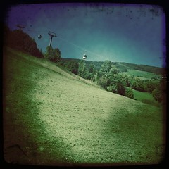 Landschaft - On the way home