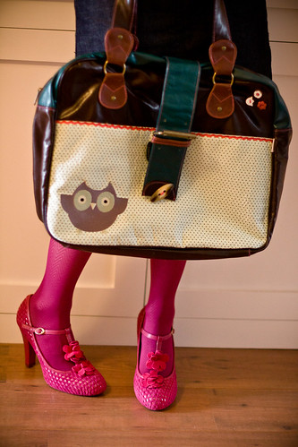 My favourite owl bag