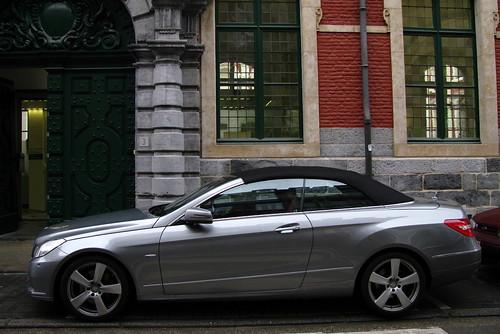Mercedes Benz E250 Cdi. Mercedes-Benz E 250 CDI A207.
