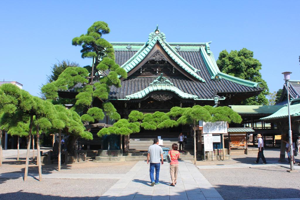 "Walking ""Shibamata"" the Town of Tora-san (9)"